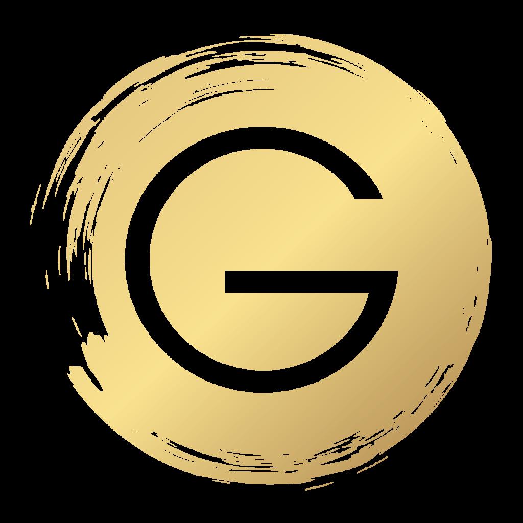 Glamour Permanent Logo Icon